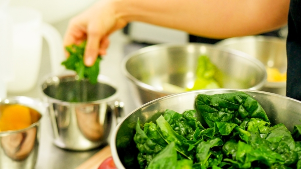 Health Greens from Bonju green smoothies