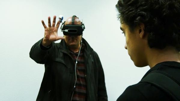 Virtual Reality Demo SSVAR Conference Zurich 2018