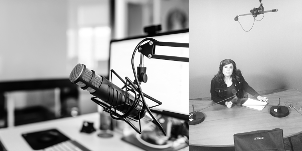 Jennifer MacLeod, Podcast Producer